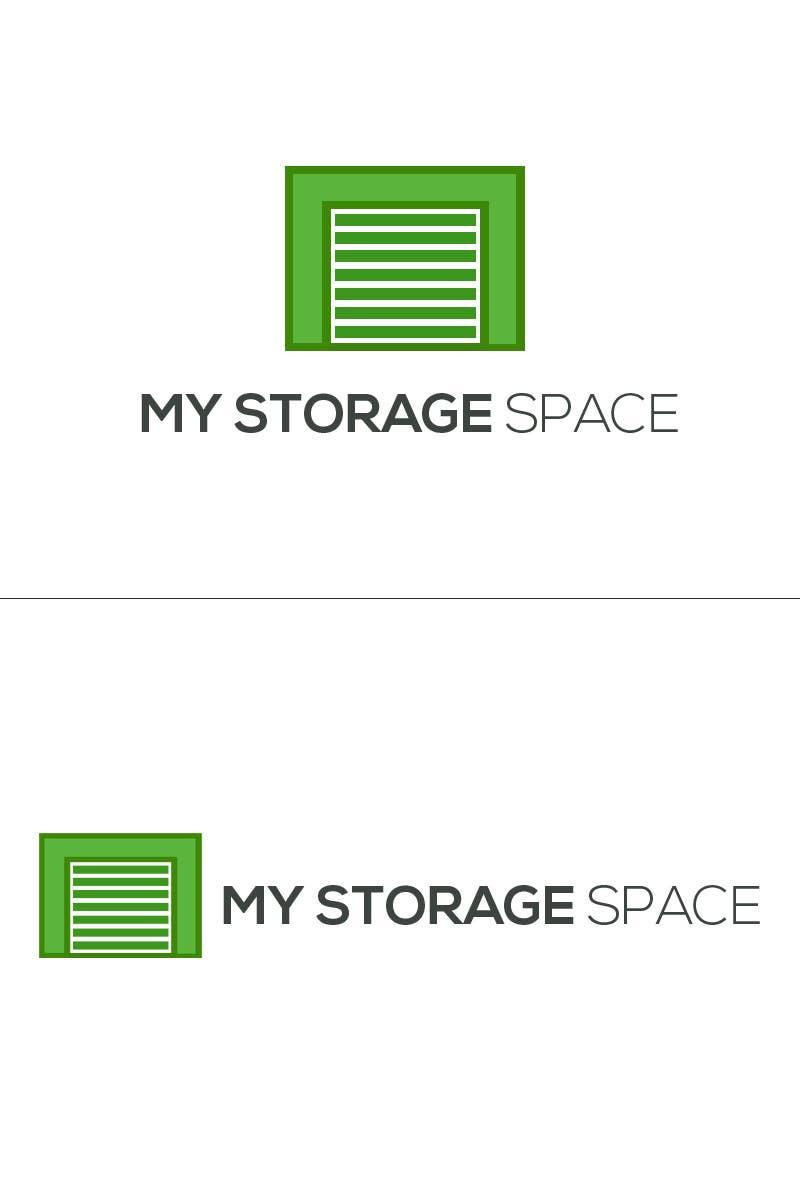 #36 for Design a Logo for a Self Storage Facility by creativerima