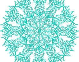 caroandrade26 tarafından Illustrate a design for a mandala beach towel. için no 38