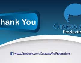 #47 untuk Thank You card oleh HamzaAslam56