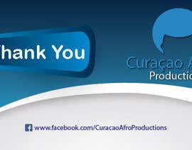 #47 for Thank You card by HamzaAslam56