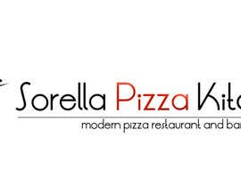 #108 dla Logo Design for Sorella Pizza Kitchen przez ninzz052489