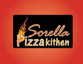 #119 para Logo Design for Sorella Pizza Kitchen de vistarbpo