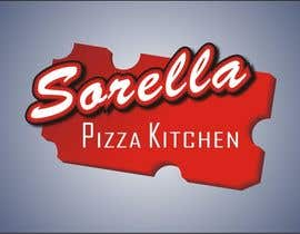 #107 para Logo Design for Sorella Pizza Kitchen de vennqi