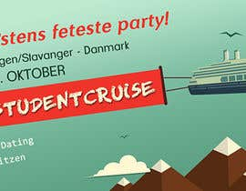 #16 untuk Banner for our Partycruise! Fun project oleh aweidea