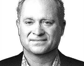 vntkshp tarafından Photo Stippling (WSJ-style hedcuts) of Head Shots için no 73