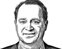 #60 for Photo Stippling (WSJ-style hedcuts) of Head Shots by OlgaINTD