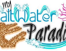 shellylanette tarafından Design a Logo for Saltwater Paradise için no 43