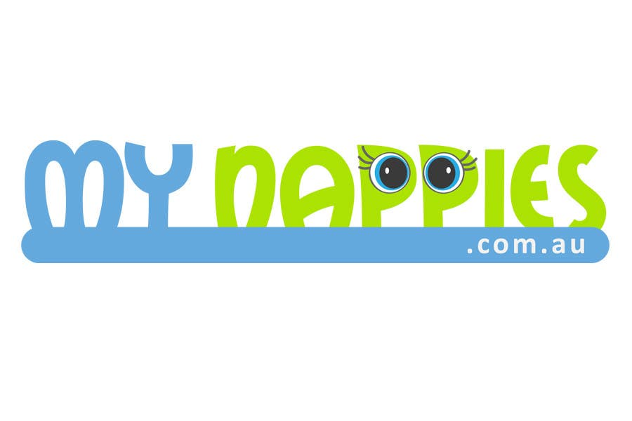 Proposition n°70 du concours Logo Design for My Nappies