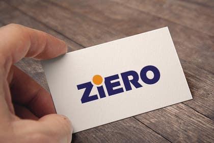 #55 untuk Design a Logo for ZiERO oleh silverhand00099