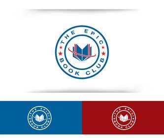 #76 untuk Design a book-themed logo! oleh sdartdesign