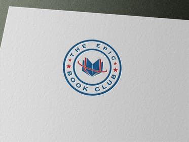 #79 untuk Design a book-themed logo! oleh sdartdesign