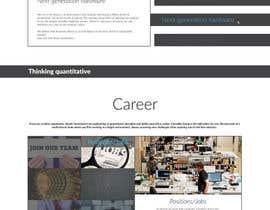vad1mich tarafından Build a Website for a New Quantitative Trading Firm için no 122