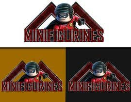 amatullah53 tarafından Create New logo for www.minifigurines.fr için no 18