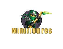 #24 untuk Create New logo for www.minifigurines.fr oleh lugllugl