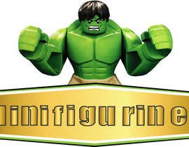 lugllugl tarafından Create New logo for www.minifigurines.fr için no 33