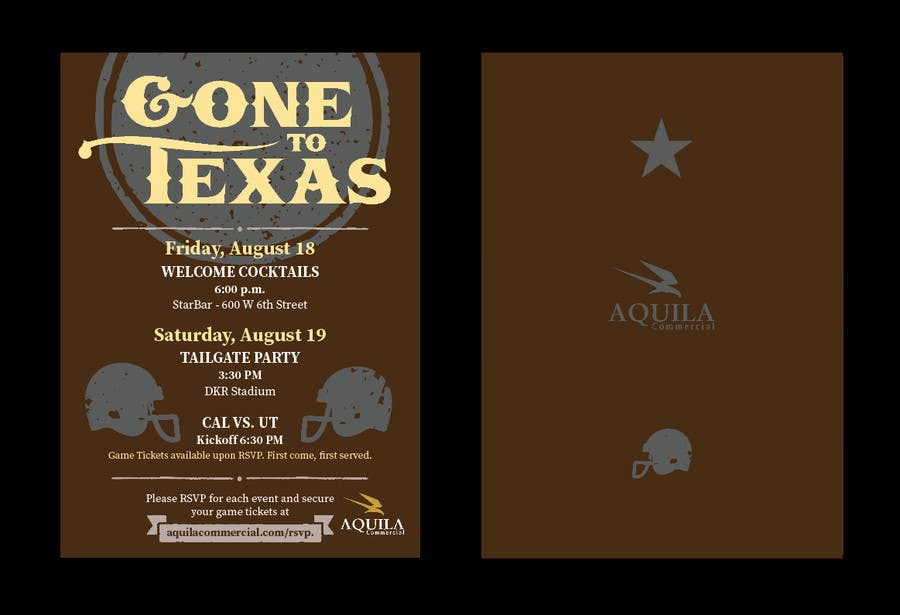 Entry 4 By Dstevens For Design Print Invitation For Corporate Event