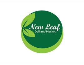 #2 untuk Design a Logo for New Leaf Deli and Market -- 2 oleh iakabir