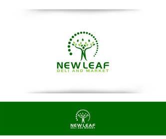 #70 untuk Design a Logo for New Leaf Deli and Market -- 2 oleh sdartdesign