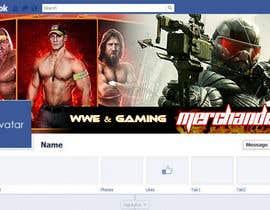 designerzaq tarafından Design a Facebook cover için no 19