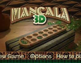 #25 untuk Design a 3D game of mancala oleh matsugae