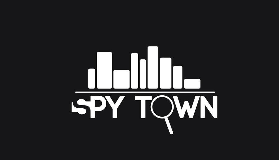 Penyertaan Peraduan #15 untuk Design a Logo for spy town