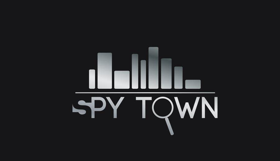 Penyertaan Peraduan #17 untuk Design a Logo for spy town