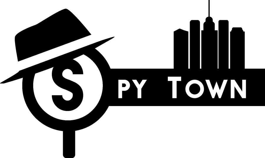 Penyertaan Peraduan #6 untuk Design a Logo for spy town