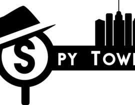 #6 untuk Design a Logo for spy town oleh shaneinvasion