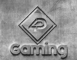 #19 for Design a Logo for 4-D Gaming by ahmad111951