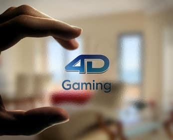 kashifstudio tarafından Design a Logo for 4-D Gaming için no 33