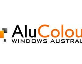 #81 para Design a Logo for Alucolour Windows Australia por trying2w