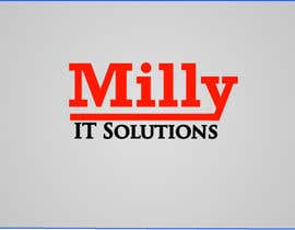 nº 67 pour Design a Logo for Milly IT Solutions par azimbikrom