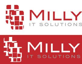 #60 para Design a Logo for Milly IT Solutions por LucianCreative
