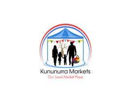 CarmenD80 tarafından Design a Logo for Kununurra Markets için no 94