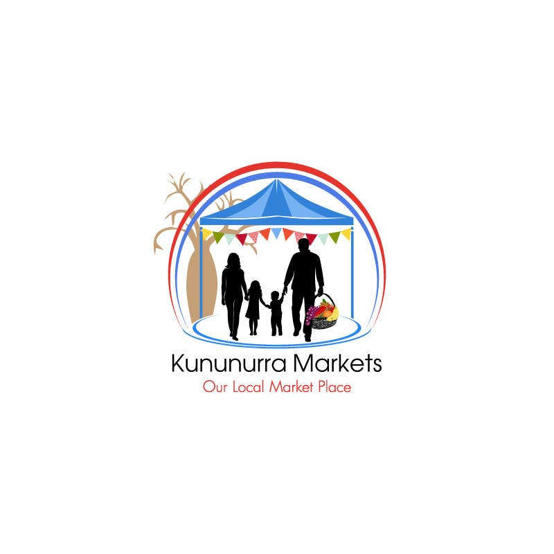 Penyertaan Peraduan #95 untuk Design a Logo for Kununurra Markets