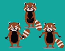 #19 untuk Red Panda Mascot For Language Learning Site oleh hristina1605
