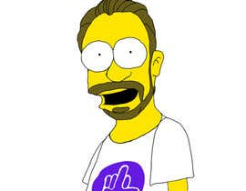 #6 for Illustrate Me as a Simpson's Character by IgnisSArt