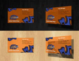#13 cho Design some Business Cards for Car Wrap Business bởi SapanaParkhi