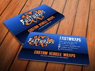 Contest Entry #33 for Design some Business Cards for Car Wrap Business