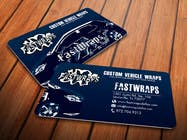Contest Entry #35 for Design some Business Cards for Car Wrap Business