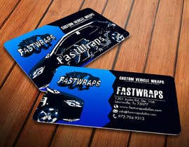 #36 for Design some Business Cards for Car Wrap Business by ndotla11Shone11