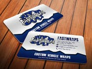 Contest Entry #38 for Design some Business Cards for Car Wrap Business