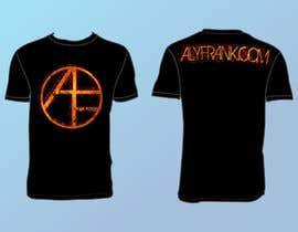 rohan4lyphe tarafından Design a T-Shirt for Musician/Artist! için no 9