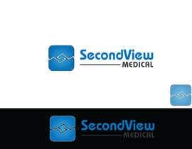 #137 untuk Logo for Second View Medical oleh unumgrafix