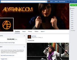 jersonstudio tarafından Design a Facebook page for artist/musician! için no 36