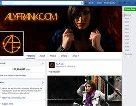 #41 untuk Design a Facebook page for artist/musician! oleh jersonstudio