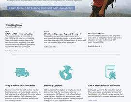 rubel9mack tarafından Design a Website Mockup için no 4