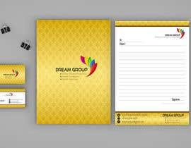 #25 untuk Design-BusinessCard-LetterHead-Envelope oleh Med7008