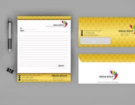 #26 untuk Design-BusinessCard-LetterHead-Envelope oleh Med7008