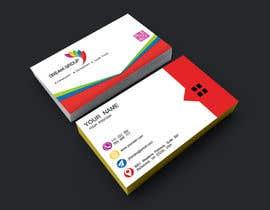 #39 untuk Design-BusinessCard-LetterHead-Envelope oleh Estiak111
